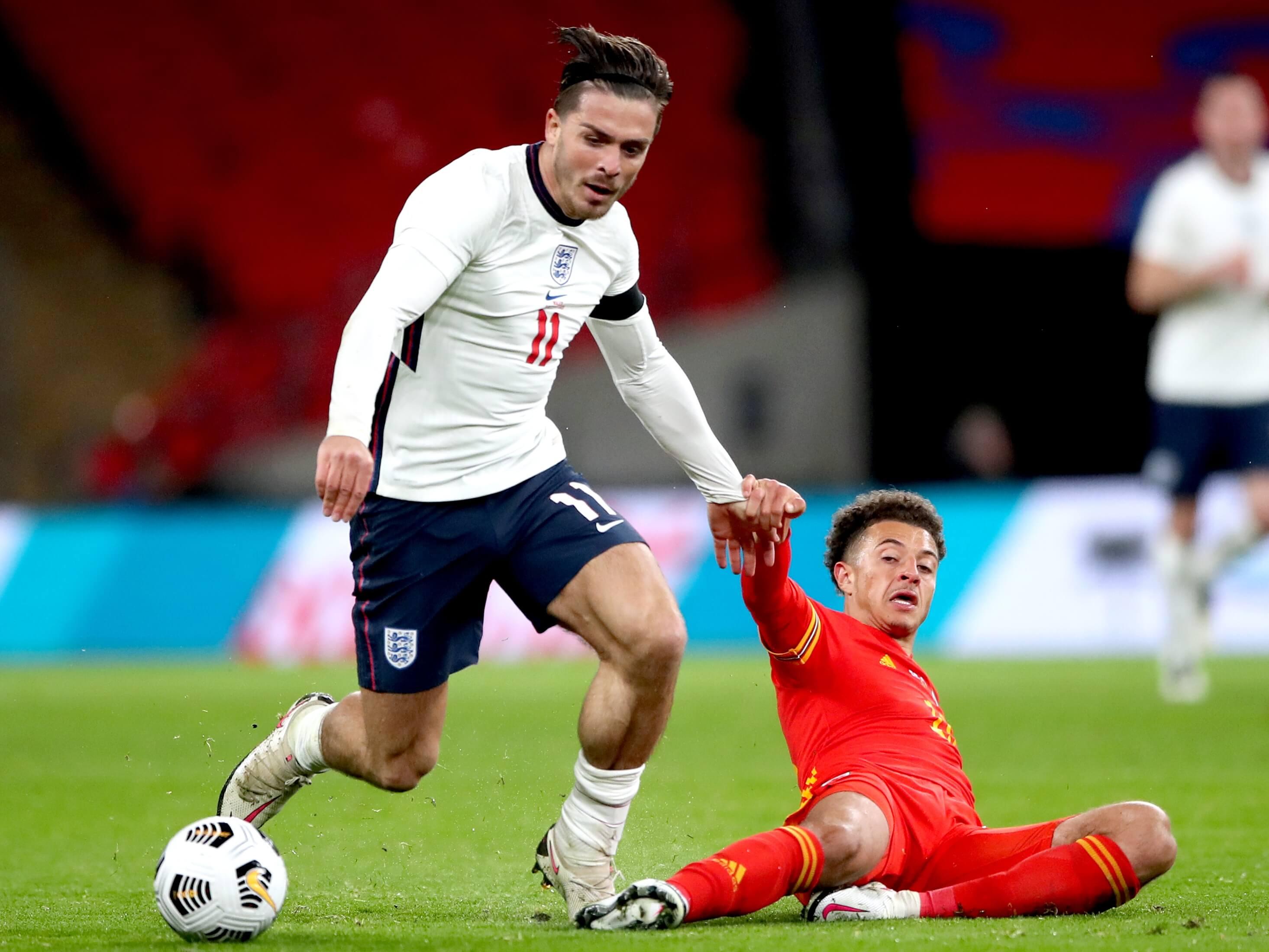 Jack Grealish for England vs Wales