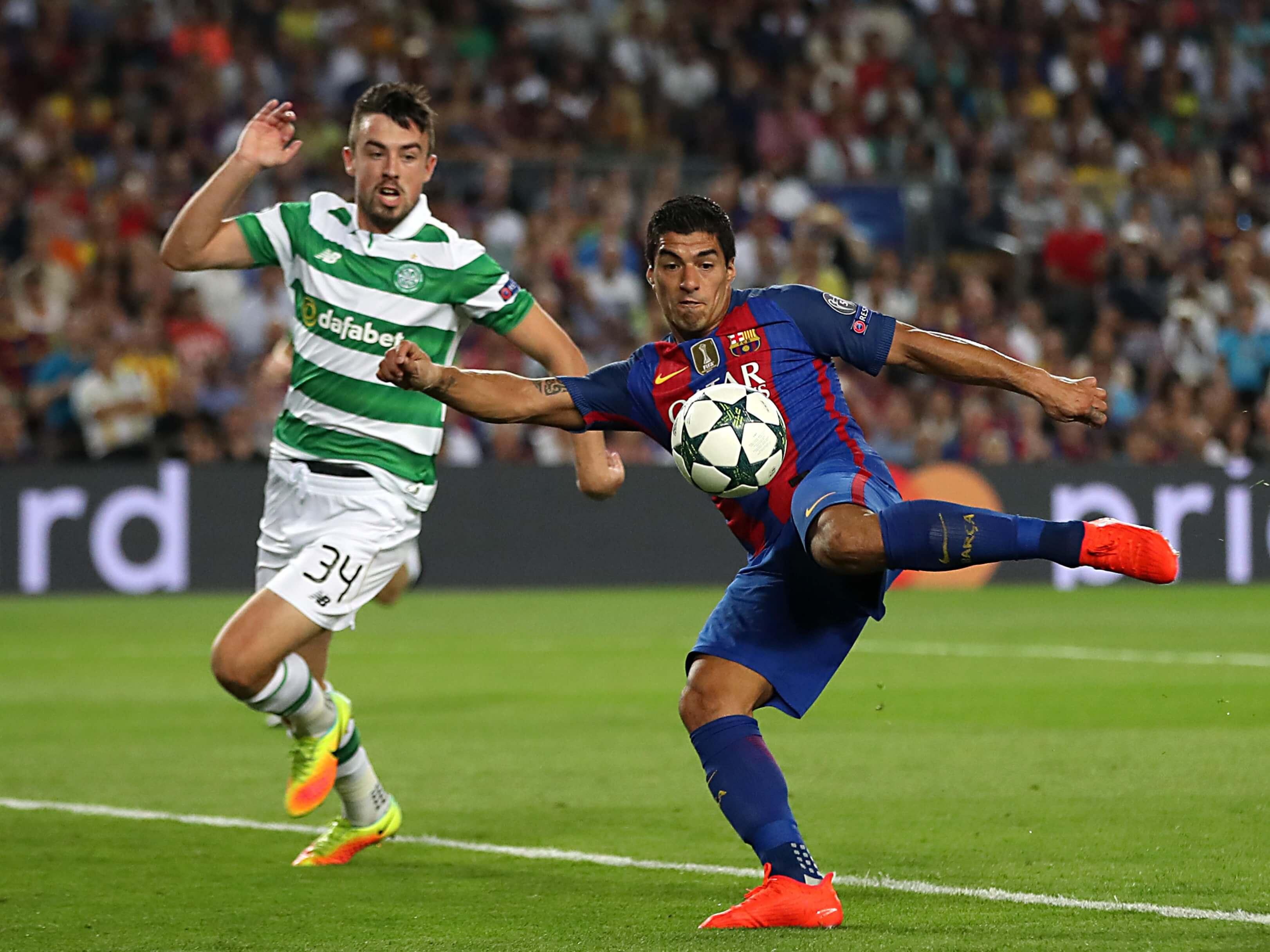 Luis Suarez for Barcelona