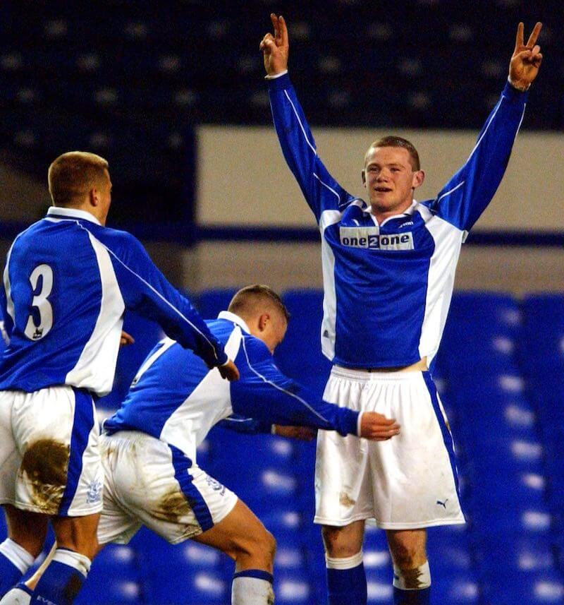 wayne-rooney-celebrates-a-goal-playing-for-everton-academy-football4football